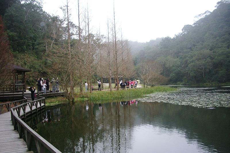 【福山植物園】自然保育生態之旅