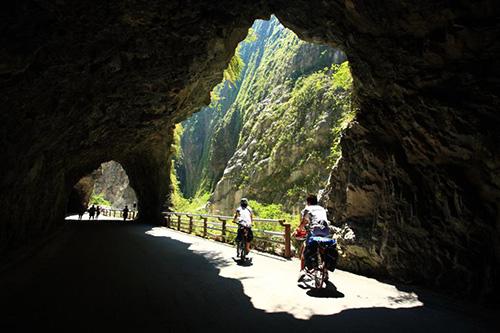 太魯閣峽谷景觀半日遊