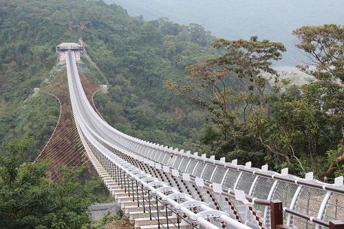 原住民文化、山川琉璃吊橋一日遊
