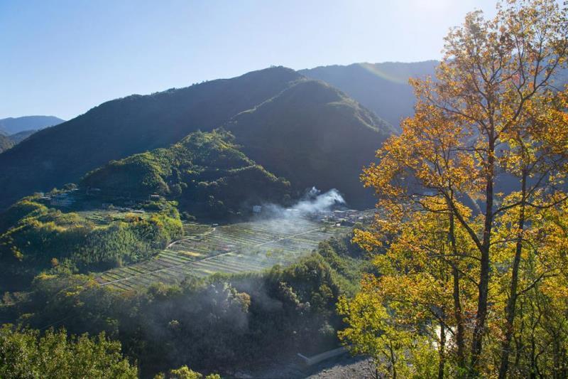溫泉香楓部落二日遊
