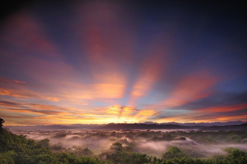 西拉雅國家風景區-中埔遊客中心