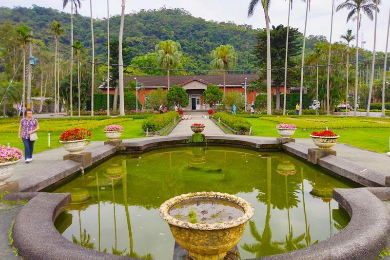 Antigua Residencia de Chiang Kai-shek en Shilin