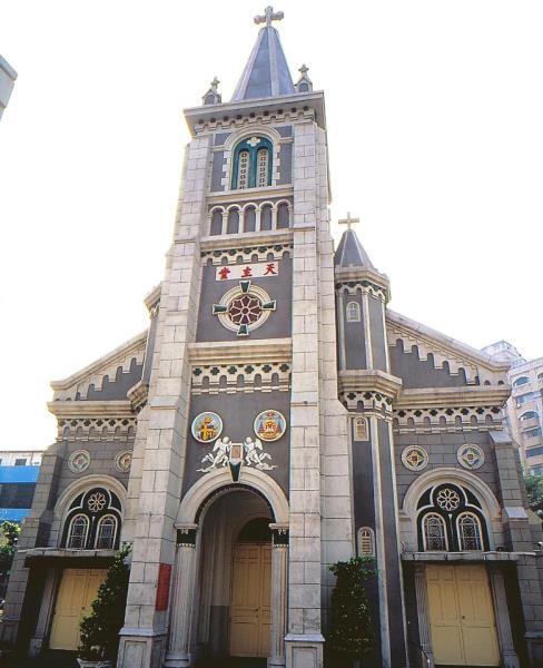 天主教玫瑰堂