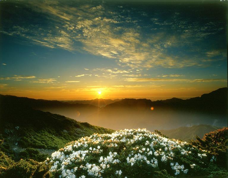 太魯閣國家公園-合歡山管理站