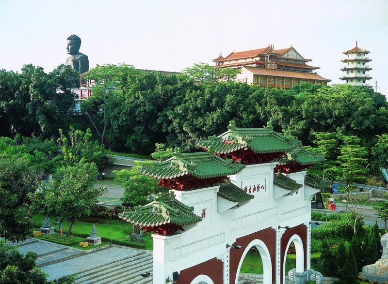 參山國家風景區-松柏嶺遊客中心