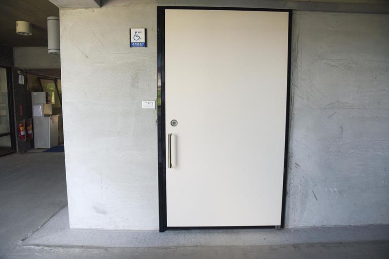 2樓無障礙廁所外觀