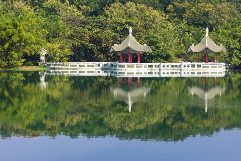 Lago Chengqing
