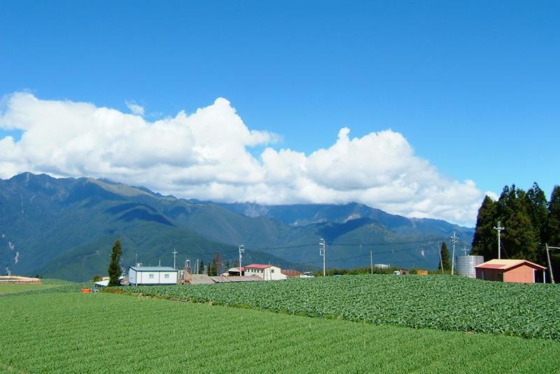 福壽山農場