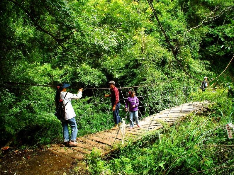 霞喀羅國家步道