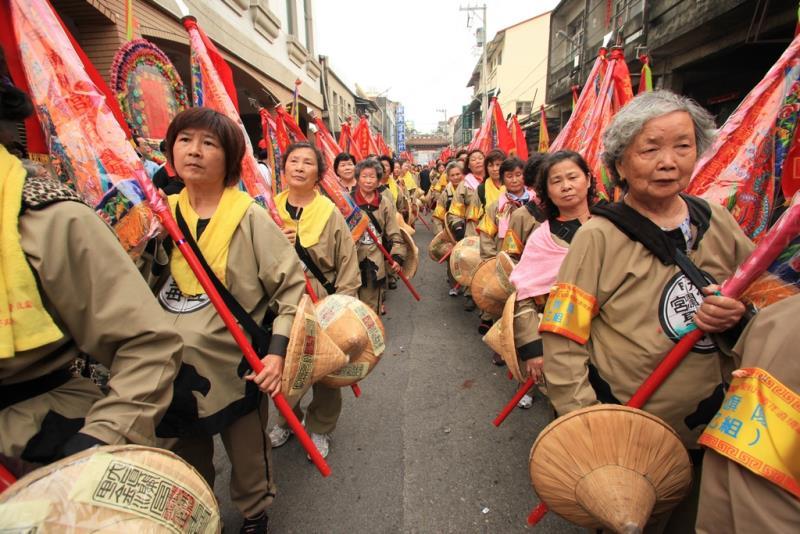 臺中大甲-名列世界慶典的媽祖文化