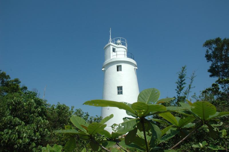 琉球嶼燈塔(白燈塔)