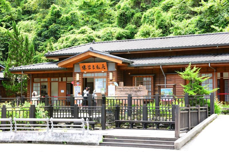 Antigua residencia de Zhang Xueliang