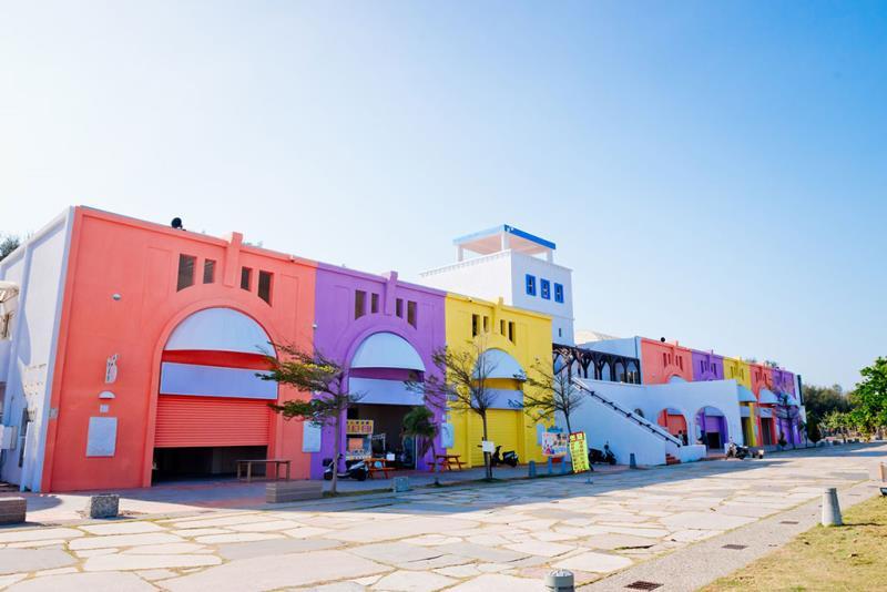 東石漁人碼頭(東石漁港)