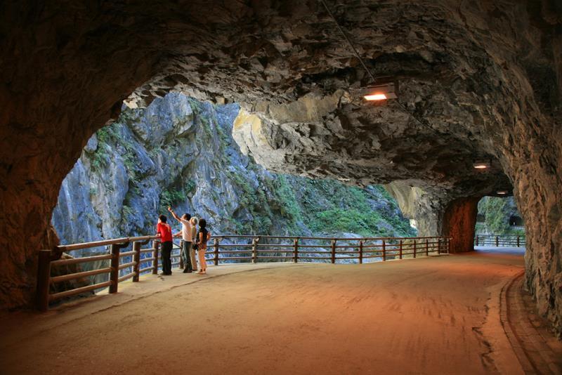 太魯閣國家公園-太魯閣遊客中心