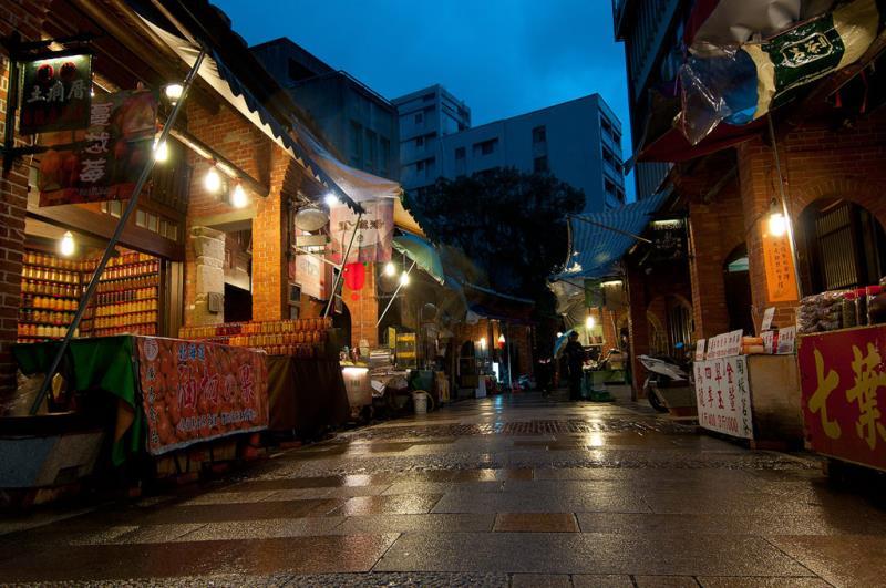 Antigua Calle de Shenkeng