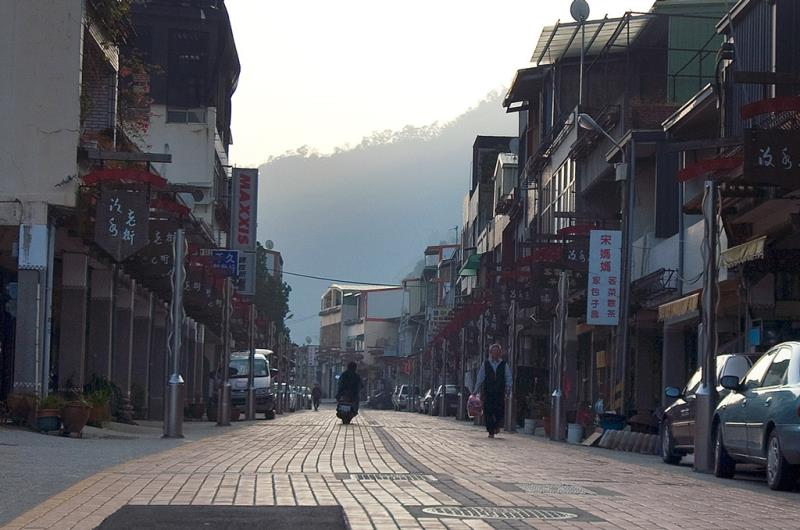 Antigua calle Wenshui