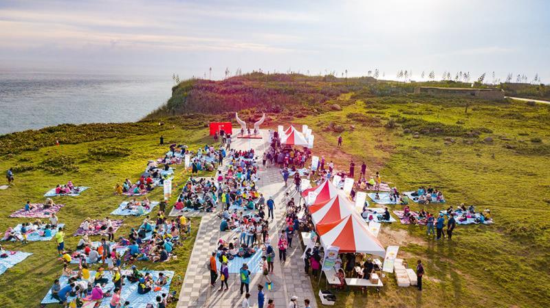 澎湖虎井嶼23.5音樂會  年度:2018  來源:交通部觀光局
