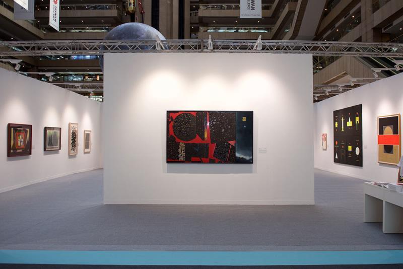 2018 Art Taipei「共振.迴圈─臺灣戰後美術」特展(文化部提供)
