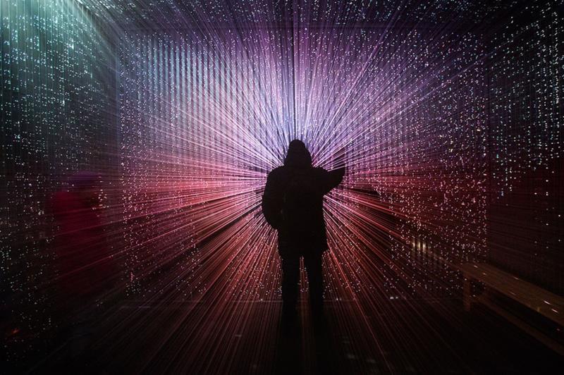 水域燈區-崩世光景  年度:2019  來源:臺南市政府