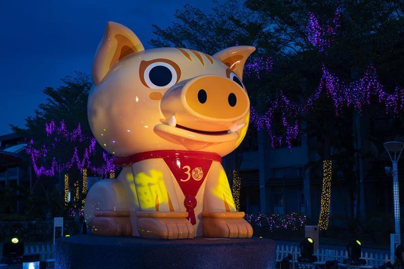 創新副燈-豐豬屏安  年度:2019  來源:交通部觀光局