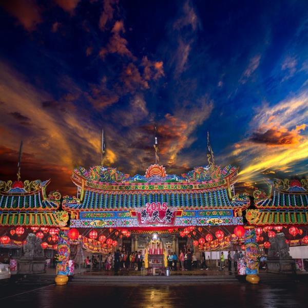 義民廟慶典  年度:2015