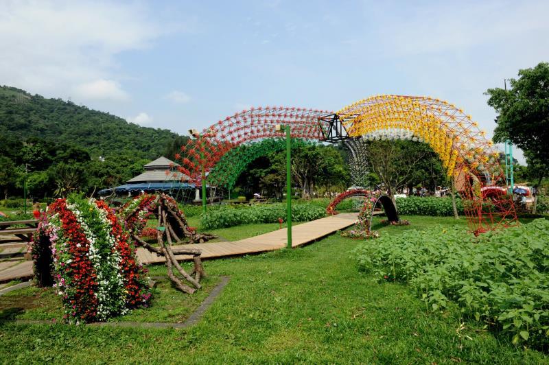 2012宜蘭綠色博覽會-養生庭園