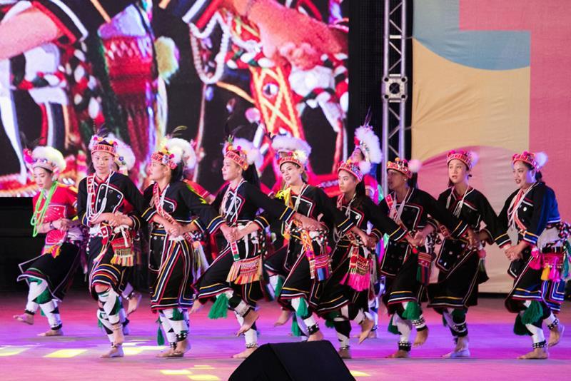 臺中國際舞蹈嘉年華多元融合  年度:2019  來源:臺中市政府