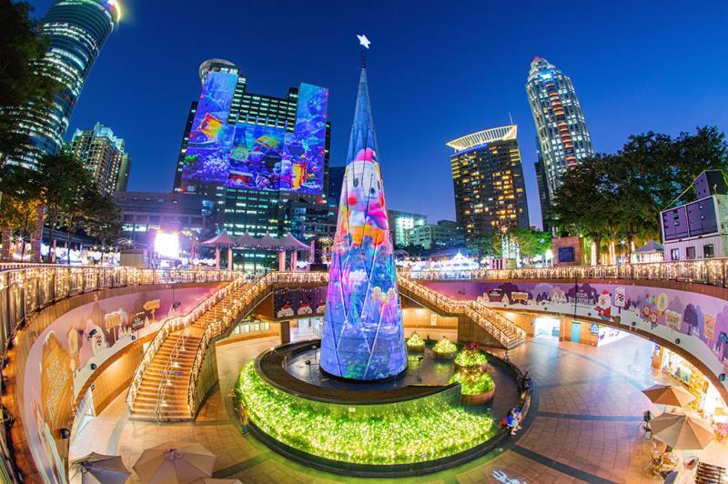 光雕展演  年度:2019  來源:新北市政府觀光旅遊局