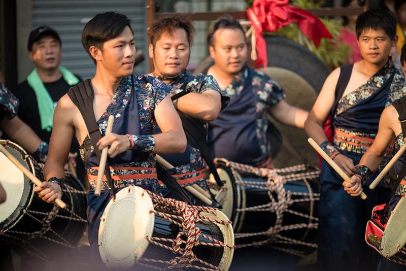 北港藝閣啟動儀式  年度:2019  來源:雲林縣政府