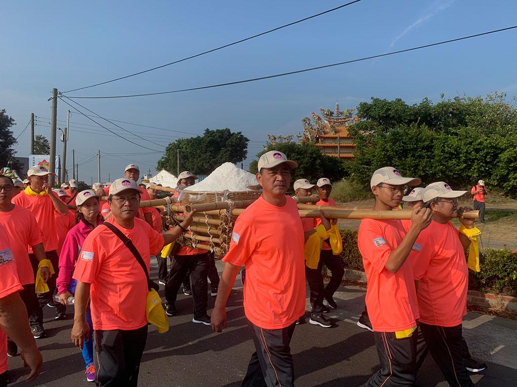 請鹽儀式  年度:2019  來源:雲嘉南濱海國家風景區管理處