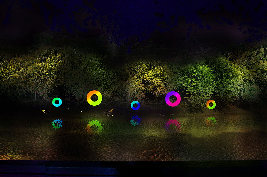 水域燈區-(O)  年度:2019  來源:臺南市政府