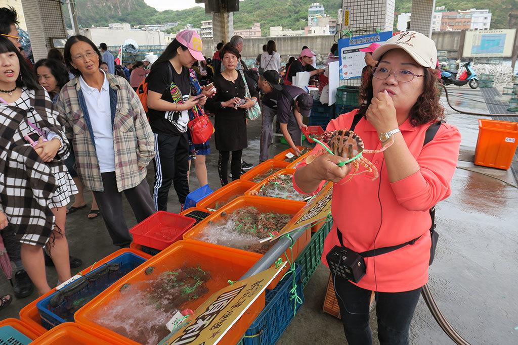 漁村居民與萬里蟹息息相關  年度:2018  來源:新北市政府漁業及漁港事業管理處