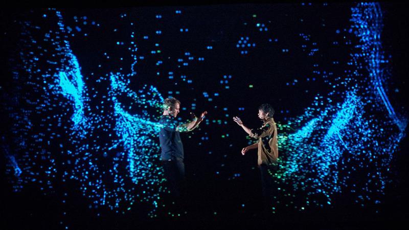 Very Theatre《Chronicle of Light Year: Taipei-Copenhagen》  Período annual:2016  Fotografías:Carl Emil Carlsen  Origen de las fotografías:Ministry of Culture