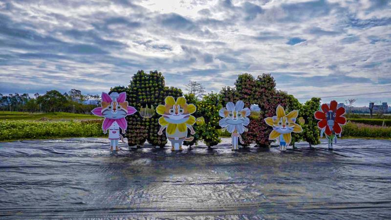 石虎家族  年度:2017  來源:臺中市政府觀光旅遊局