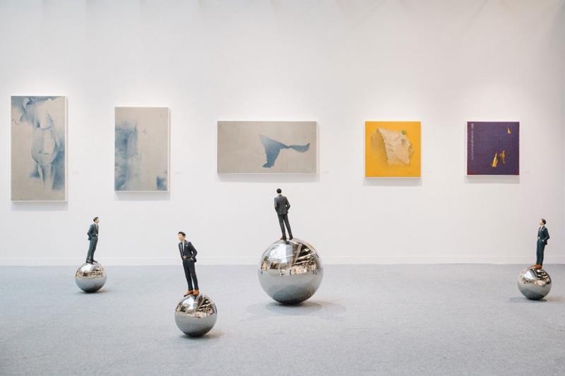 2017 Art Taipei 臺北國際藝術博覽會_大象藝術空間館