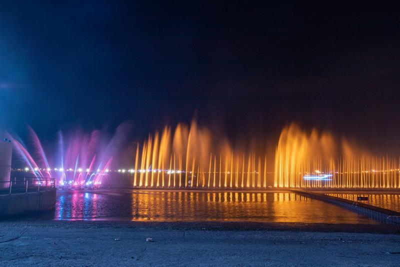 水幕水舞  年度:2019  來源:交通部觀光局