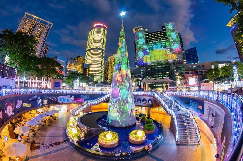 全臺面積最大3D光雕秀  年度:2018  來源:新北市政府觀光旅遊局