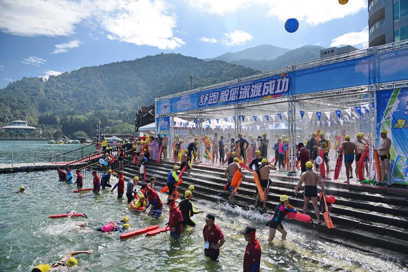 泳渡  年度:2019  來源:南投縣政府