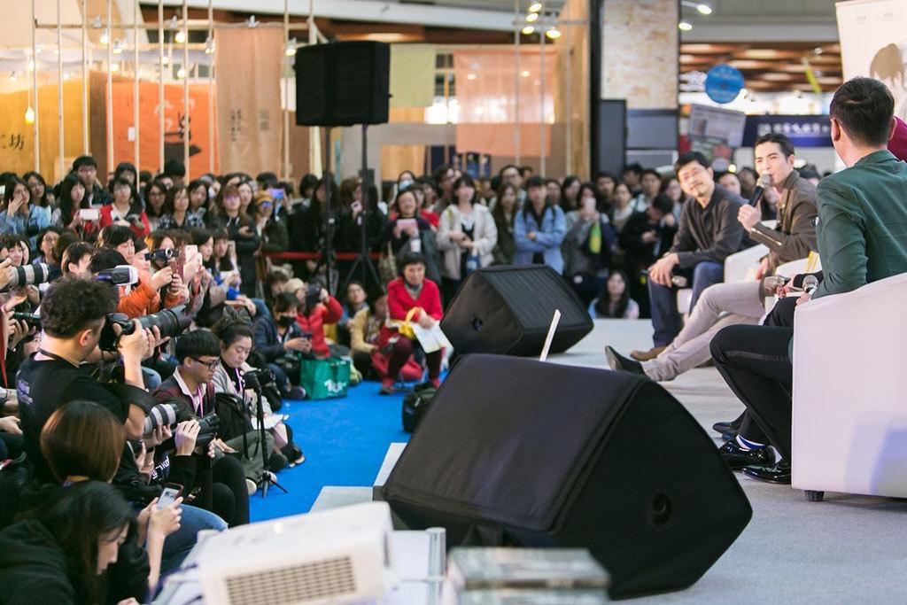 蕭敬騰《不一樣》新書《魂囚西門》小說&影集座談會  年度:2019  來源:文化部