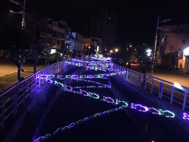 燈飾  年度:2017  來源:屏東縣政府提供