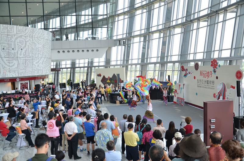 新加坡月開幕式  年度:2018  來源:國立故宮博物院