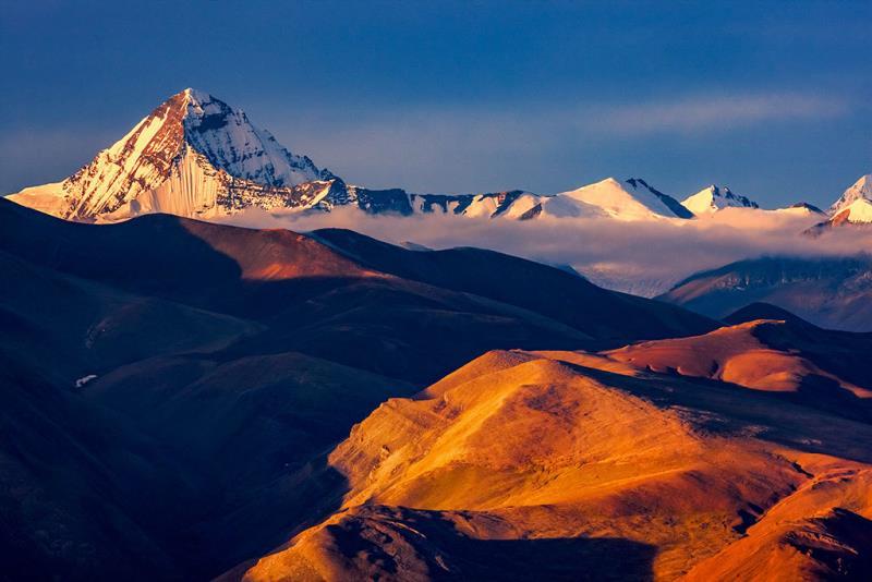 雪域光影-西藏攝影作品聯展(洛梓峰)  作者:林再生  來源:文化部
