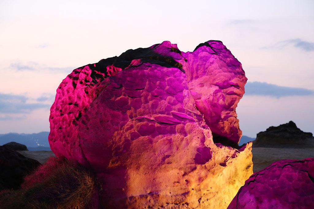 光雕金剛石  年度:2018  來源:北海岸及觀音山國家風景區管理處
