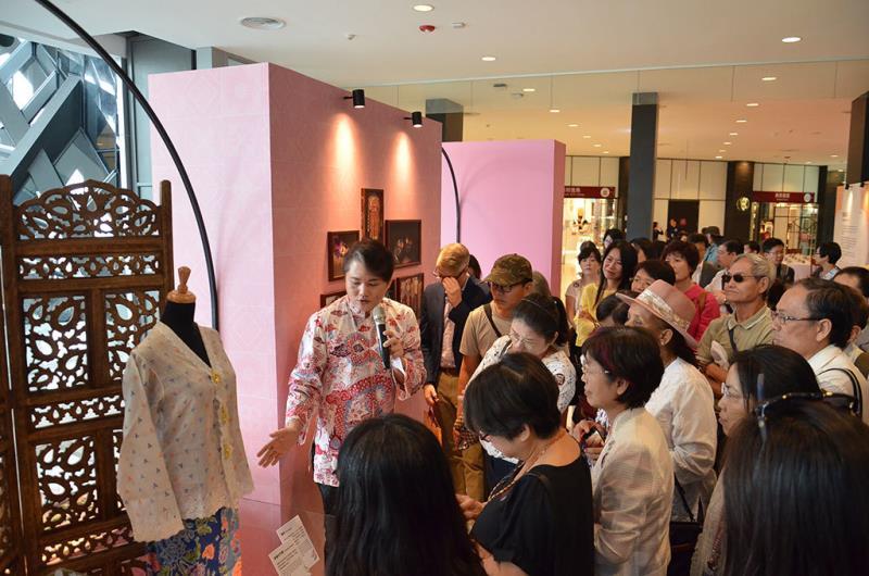 新加坡月精心規劃特展、精彩導覽及系列講座,適合所有想要認識異國文化的觀眾,還有許多國際講師親臨南院分享。  年度:2018  來源:國立故宮博物院