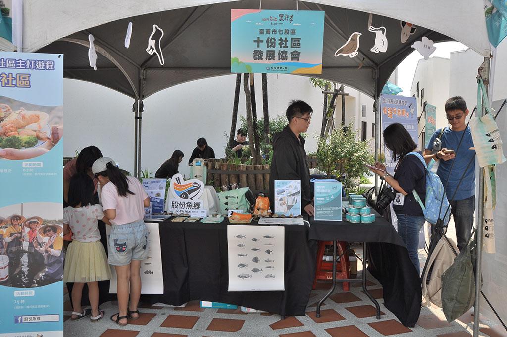 黑琵社區小旅行介紹推廣  年度:2019  來源:台江國家公園管理處