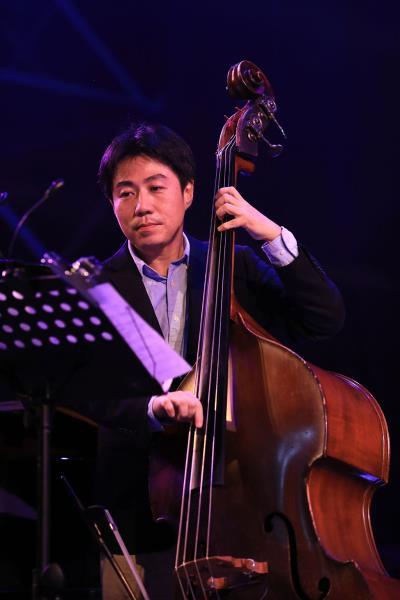 旅美爵士樂手林煒盛  年度:2019  來源:臺中市政府