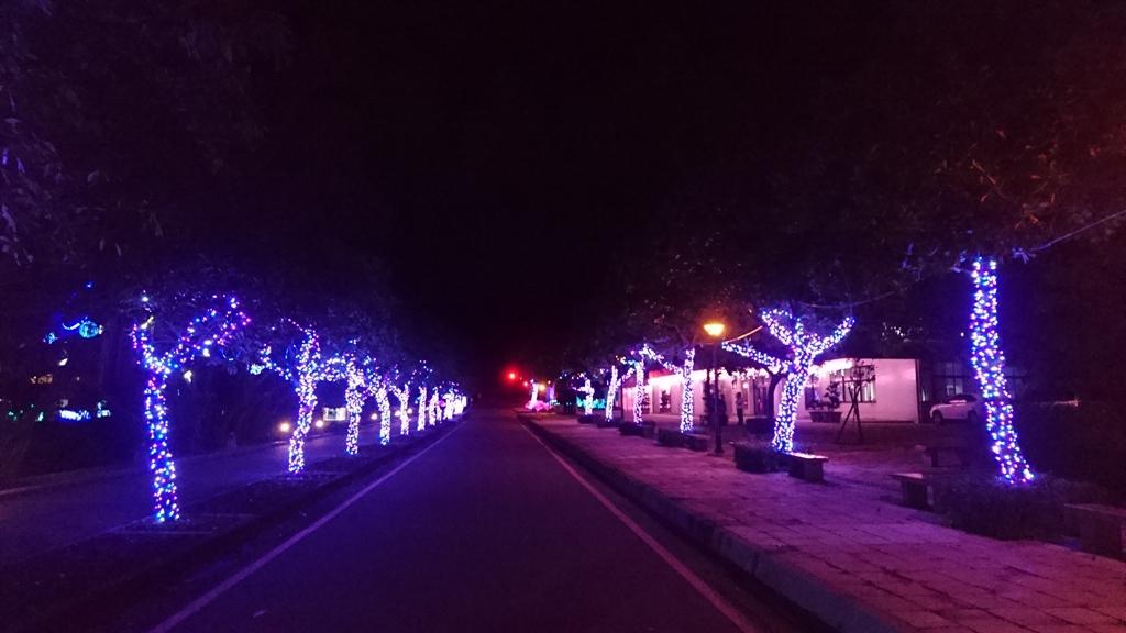 光環境營造-蔚藍大道  年度:2018  來源:東北角暨宜蘭海岸國家風景區管理處