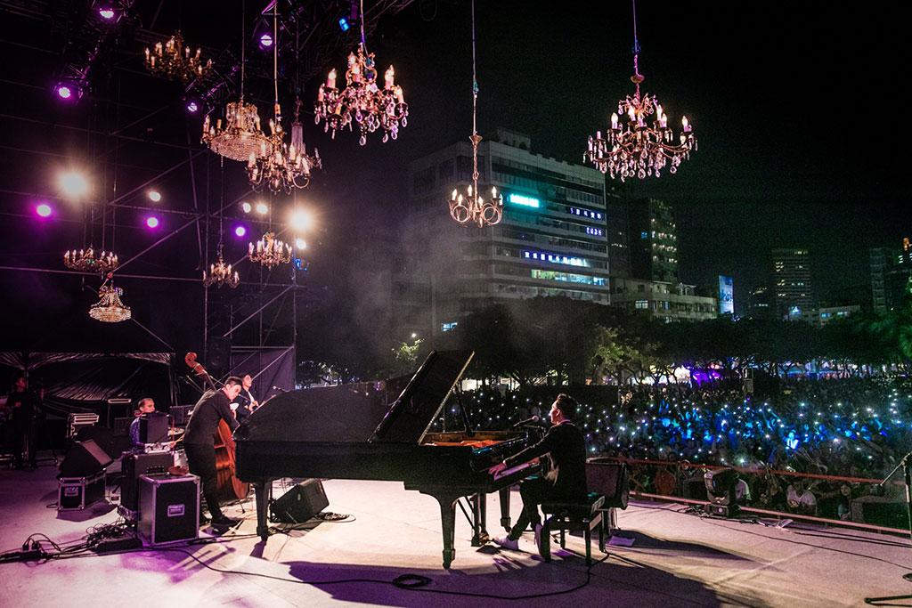 德國鋼琴天才Julian Moreen演出氛圍感染全場  年度:2019  來源:臺中市政府