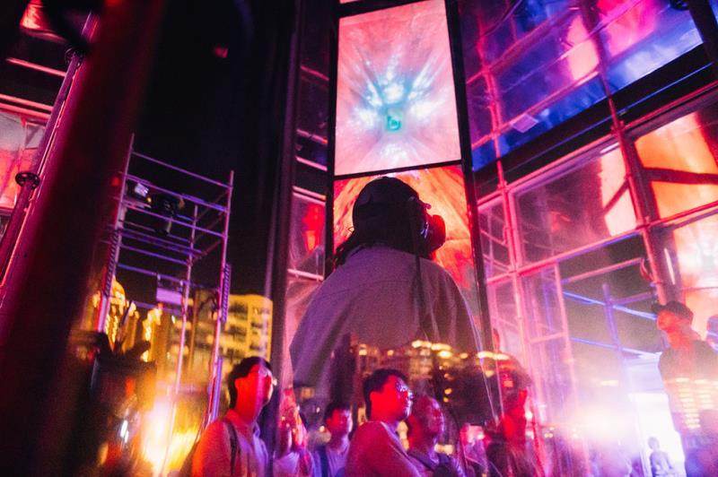 罪夢者探訪夜VR 沈浸式體驗劇場  年度:2019  來源:臺北市政府文化局