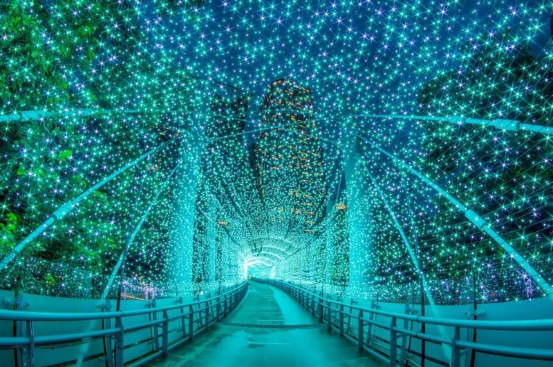 藍色時光隧道  年度:2017  來源:許展源